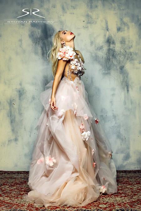 Бални рокли 2020 от Стоян Радичев - Колекция