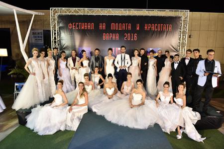 Колекция  на модна къща Агресор на Фестивалa на модата и красотата Варна