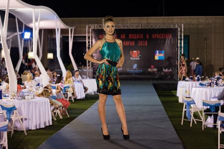Колекция на Бандерол  на Фестивалa на модата и красотата Варна
