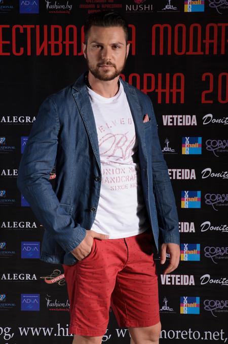 Колекция  на Celio на Фестивалa на модата и красотата Варна: Мобилност и комфорт