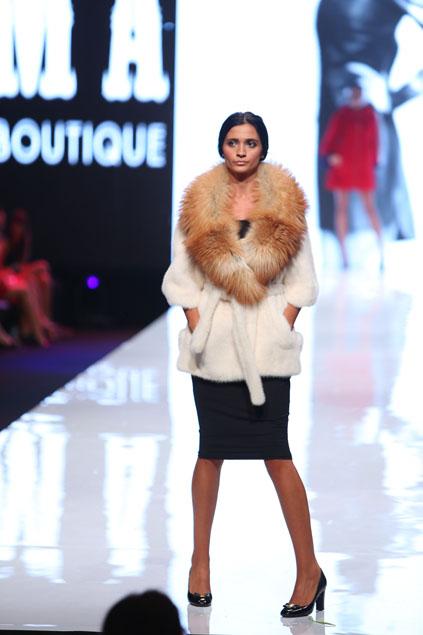 Sofia Fashion Week 2015: Кожени облекла от ENIGMA за Есен-Зима 2015/2016