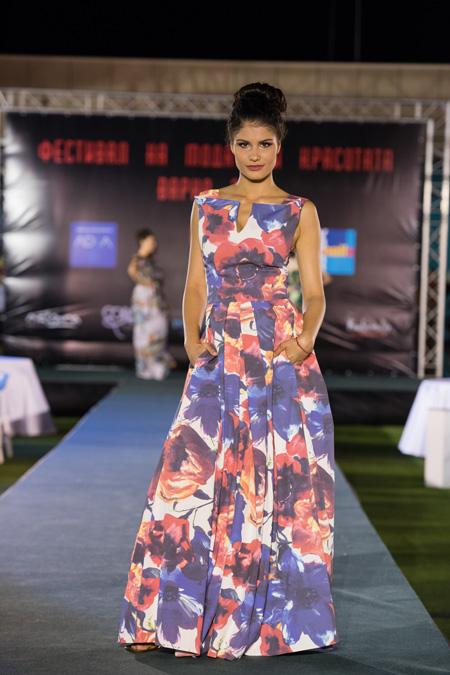 Колекция на Veteida  на Фестивалa на модата и красотата Варна