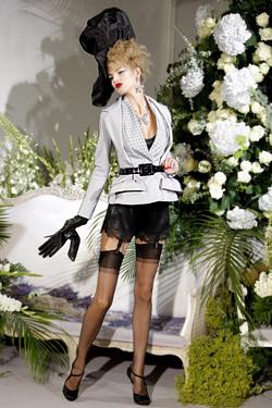 Представяне на  Кристиан Диор на Седмицата на висшата мода в Париж
