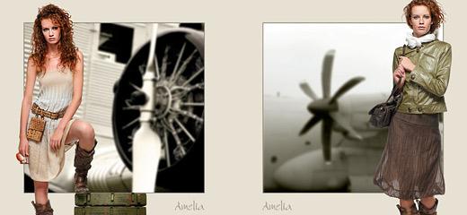 """Колекция пролет-лято 2009 на """"МАРКАМ ФЕШЪН"""" - Удоволствие и самочувствие за елегантните жени"""