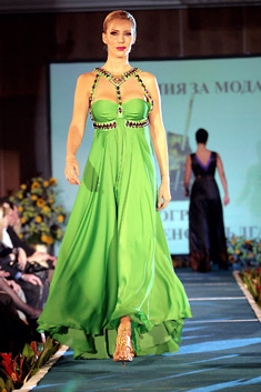 """Модел на модна къща """"Гизиа"""""""