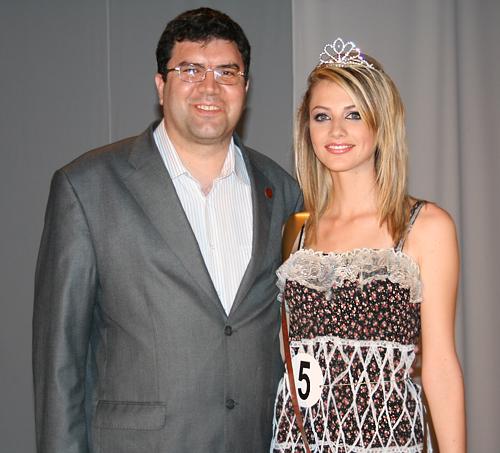 Избраха Мис Академия 2009 - Свищов