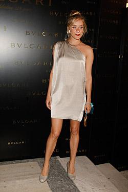 Actress Chloe Sevigny