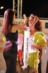 Благоевградчанка грабна титлата Мис Югозападна България