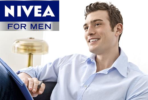 NIVEA FOR MEN с нова мъжка серия за оптимална грижа за кожата и енергиен заряд