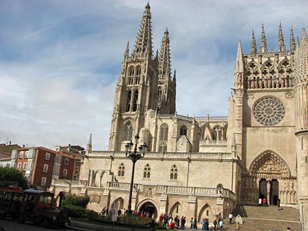 Катедралата в Бургос