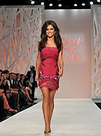 Шерил Коул подготвя собствена модна линия