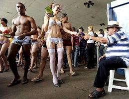 Национален ден на бельото проведоха в Рио