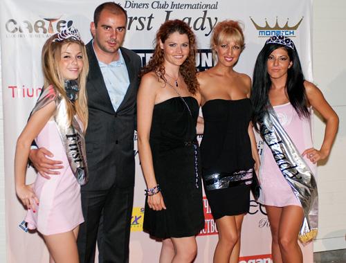 First lady fashion party в Слънчев бряг