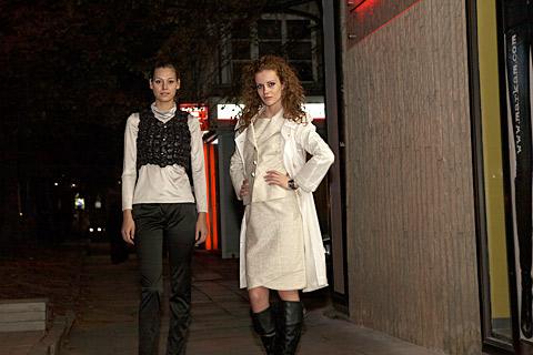 Нов монобрендов магазин на Маркам фешън отвори врати на 14.11.08 в София