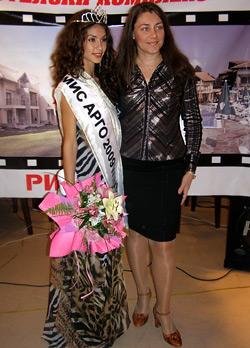 Ирена Петрова и Силвия Кабаиванова