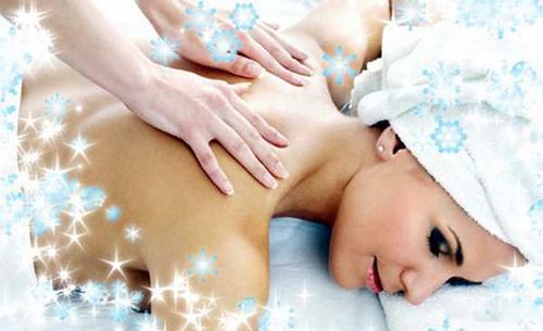 Звезден тренд: брилянтен масаж