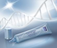 Специална съставка в NIVEA VISAGE DNAge Zone Action се бори с мимическите бръчки