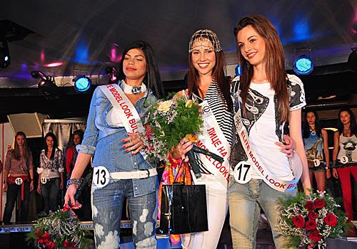 Мария Александрова е новата победителка в конкурса Elite Model LOOK България