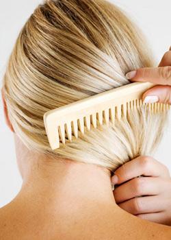 Прекаленото ресане води до загуба на коса