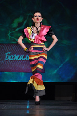 Roma Fashion - докосване до красотата и магията на ромската култура