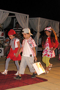 детските френски дрехи ORCHESTRA