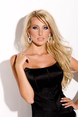 Мис България 2009 Антония Петрова замина за конкурса Мис Свят 2009
