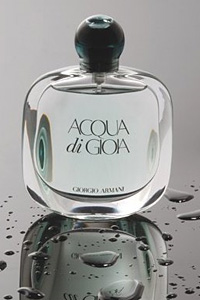 Армани лансира новия си аромат Acqua di Gioia