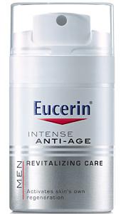 Край на кожните раздразнения при бръснене с Eucerin Men