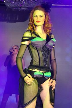 Модни дефилета на родната марка луксозно бельо Tony Lans