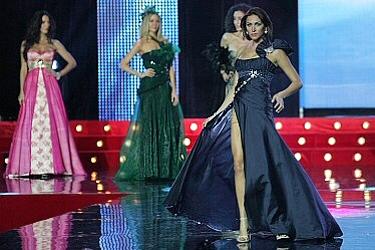 Atelier Simon бе официален дизайнер на световния конкурс Best Model of the World 2009