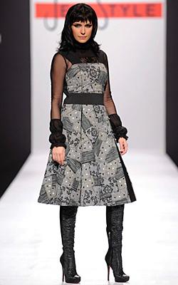 Модна къща Жени Стил представи колекция есен-зима 2010/2011