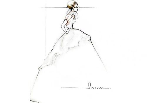 Лагерфелд и Gucci предлагат сватбена рокля на Кейт Мидълтън