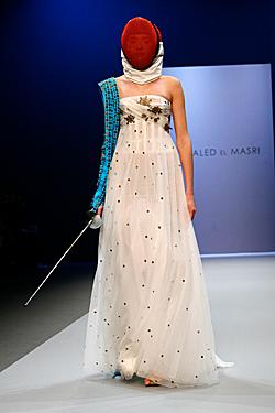 Арабски майсторки на сабята на модния подиум във Франция