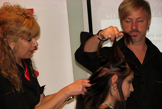 Боя за коса избра Русе за промоция