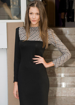 Весела Тотева откри моден сезон есен/зима 2010