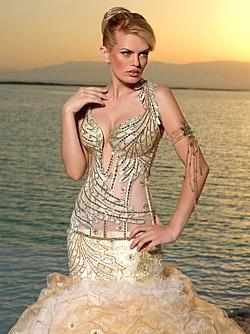 Колекция 2011 на израелската марка My Lady е в бутици Bridal Fashion