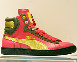 Как да създадете обувки по свой собствен дизайн с марката Puma
