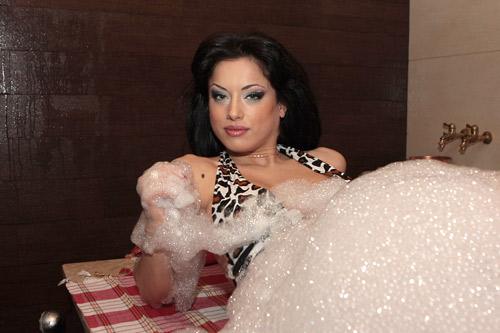 Росица Иванова се увлече по турската баня