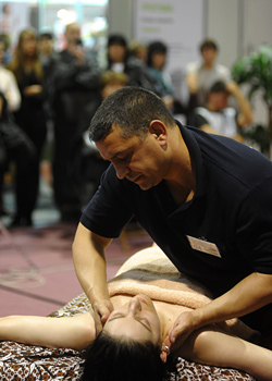 Най-добър SPA масаж