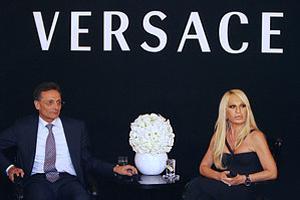 Versace съкращава с четвърт персонала