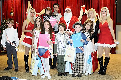 """В навечерието на Коледа се състоя конкурса """"Малките Звезди"""""""