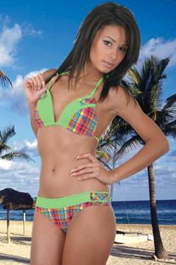 плажната мода за 2010 година