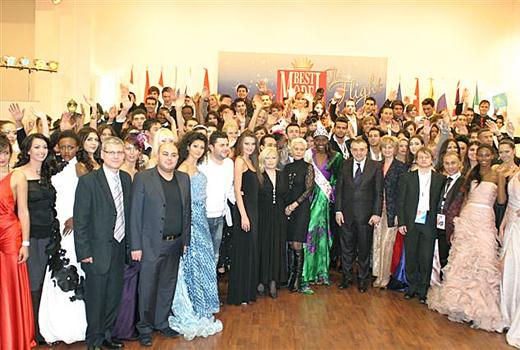Best Model of the World 2009 връчи специалните награди за български дизайнер