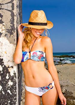 Тенденции при банските костюми за сезон Пролет - Лято 2010