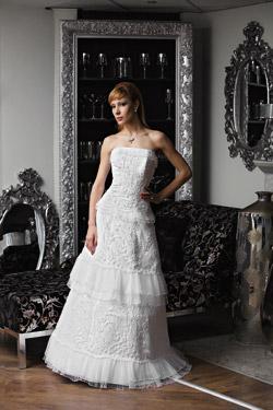 Булчинската рокля – фантазия & обем