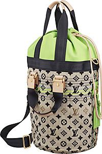 Колекция чанти на Louis Vuitton за сезон пролет-лято 2010