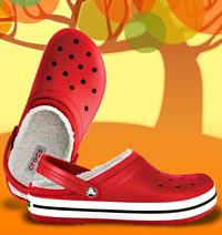 Crocs - едни от най-грозните, но и най-удобни обувки в света