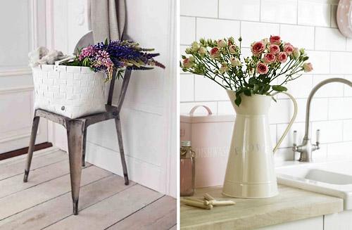 10 обикновени и лесни за изпълнение идеи за декорация с цветя