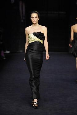 Колекция дамски облекла есен-зима 2009-2010 от Ermanno Scervino