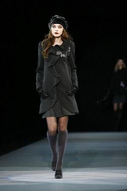 Колекция eсен-зима 2009-2010 Джорджо Армани